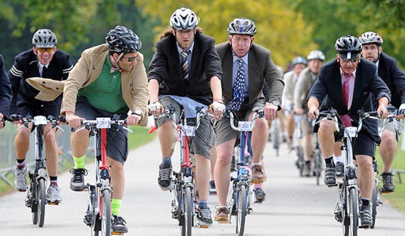 Vuelve el Campeonato del Mundo de bicis plegables