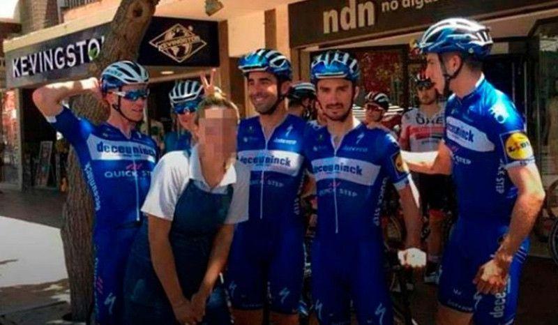 La Vuelta a San Juan expulsa a Keisse tras las acusaciones por abuso sexual