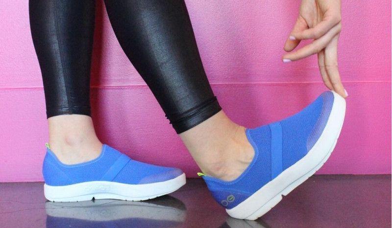 El calzado que acelera tu recuperación
