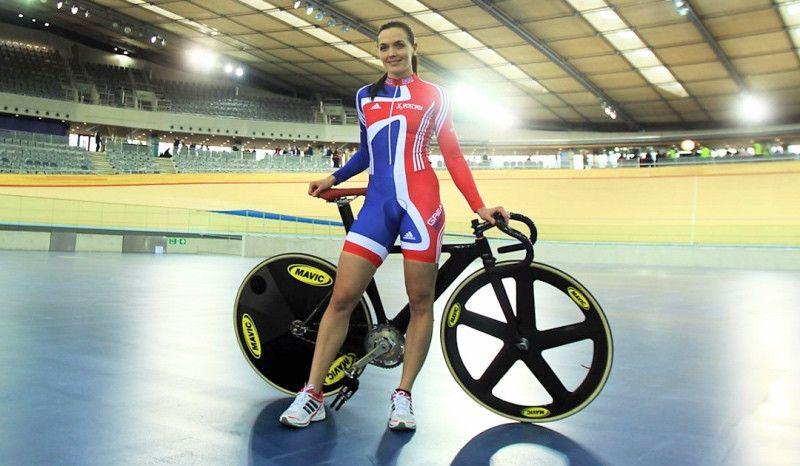 """Vicki Pendleton, campeona mundial y olímpica: """"No quiero ver el mañana"""""""