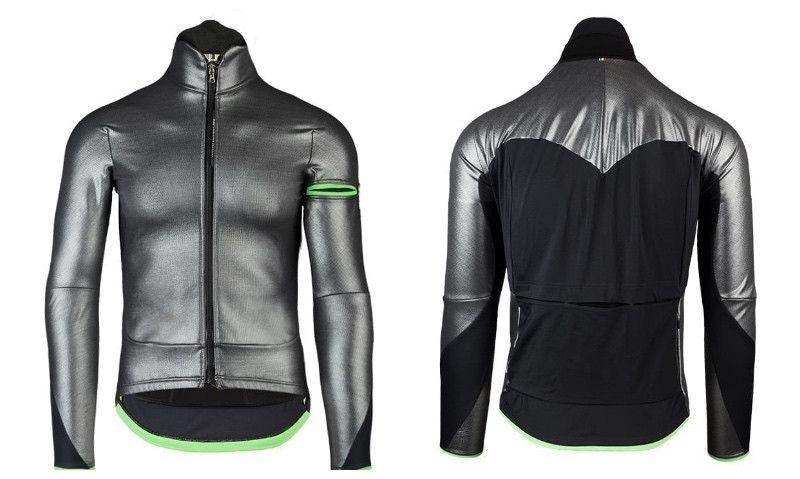 Así es la Q36.5 Termica Jacket