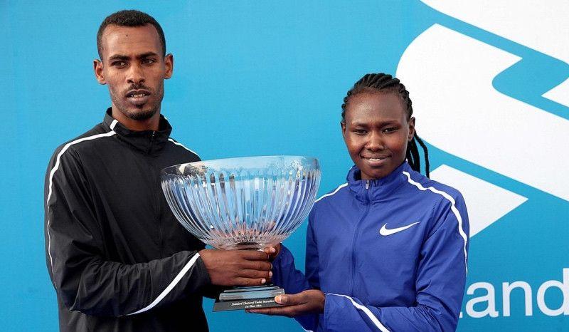 El maratón de Dubai deja la 3ª mejor marca femenina y 6ª masculina de todos los tiempos