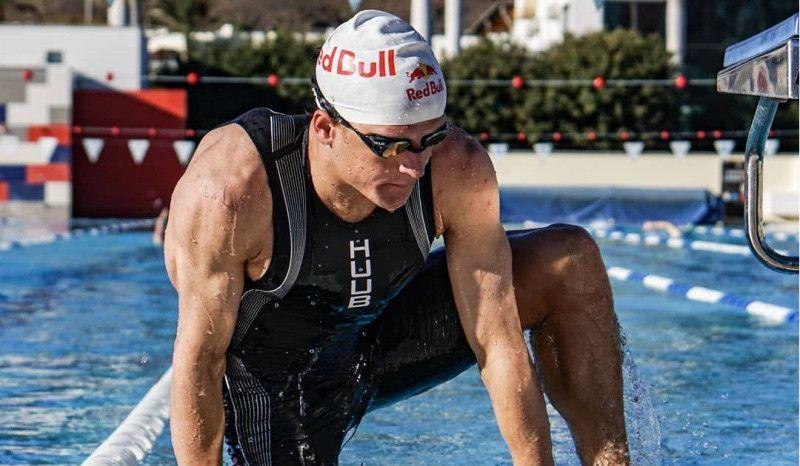 Los volúmenes de Blummenfelt para 'llegar fino' al Ironman 70.3 Dubai