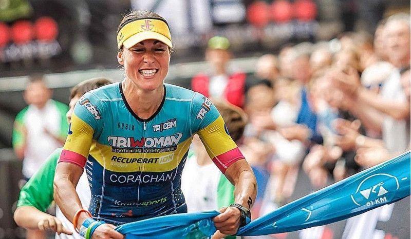 Judith Corachán arranca la temporada en el Ironman 70.3 de Dubai