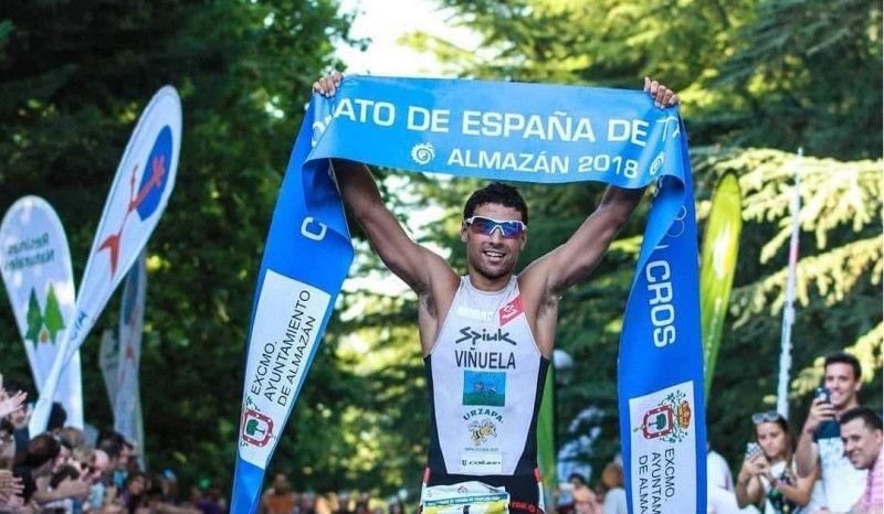 Kevin Viñuela, sin bici a tres meses del Mundial de Triatlón Cross