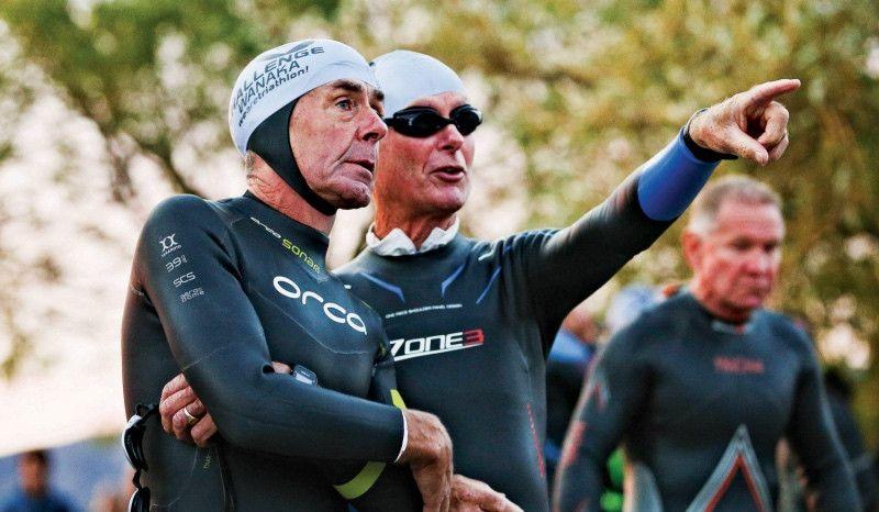 Triatlón en veteranos: disfrutar de la madurez sin renunciar al rendimiento