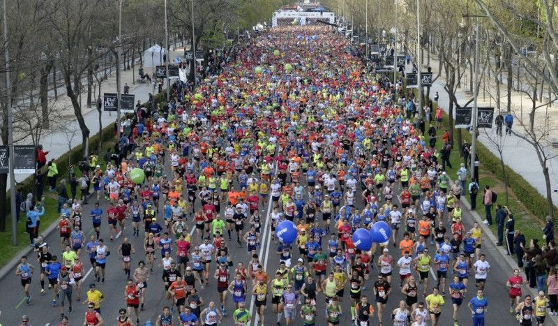 El Maratón de Madrid buscará una nueva fecha para celebrar la carrera
