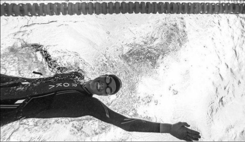 """Carol Routier: """"Cuando volví a nadar por primera vez casi lloro de emoción"""""""