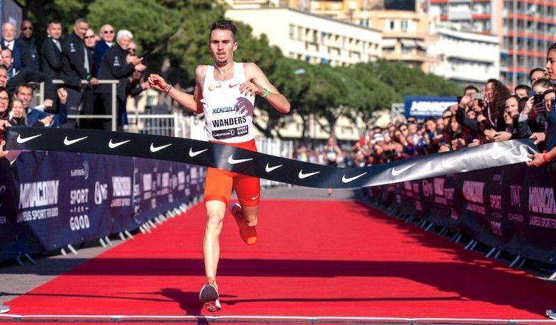 Julien Wanders, a lo suyo: récord del mundo de 5K en Mónaco