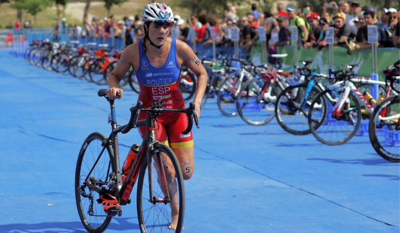 Carolina Routier regresa con un vigésimo puesto en Sudáfrica