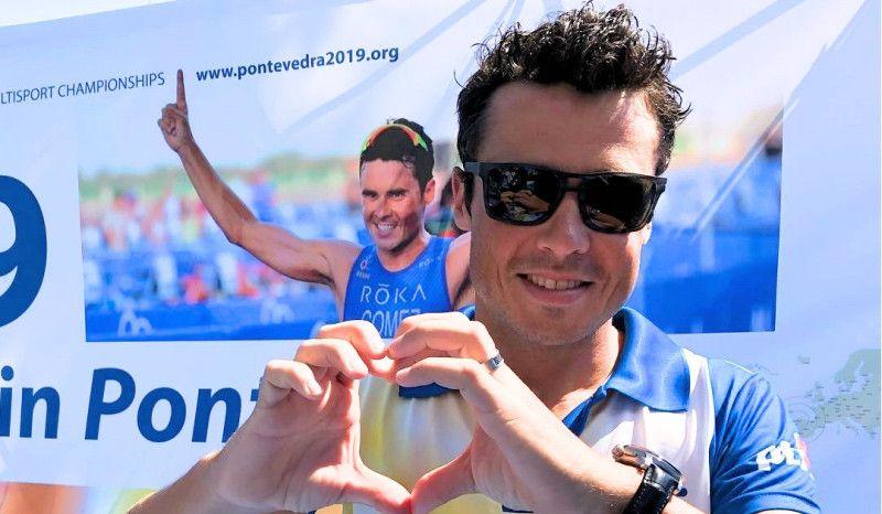 Más de 600 triatletas españoles inscritos en el Mundial Multideporte de Pontevedra