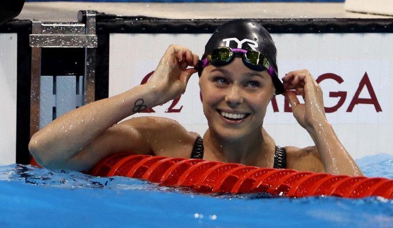 Pernille Blume, campeona olímpica en Río, operada con éxito del corazón