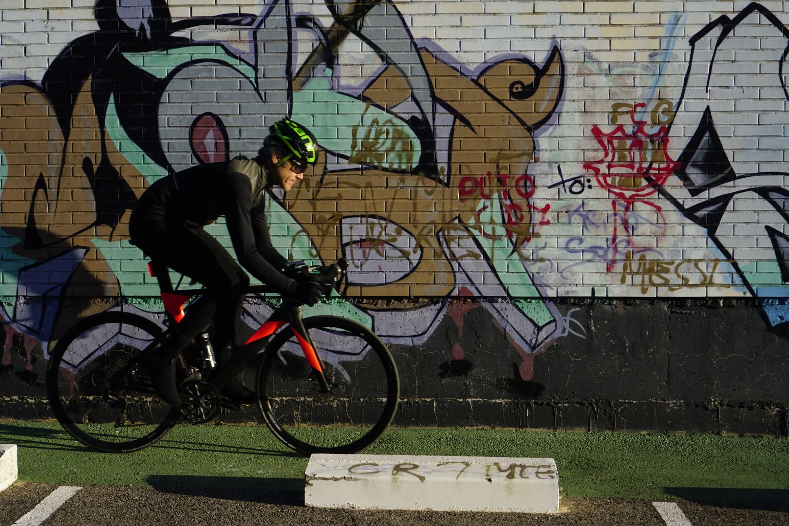 Chaqueta de ciclismo Santini Vega