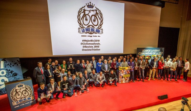 Entregados los Premios Bici del Año 2019