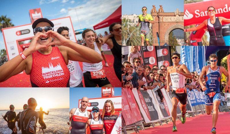 Barcelona Triathlon by Santander abre inscripciones el 15 de febrero