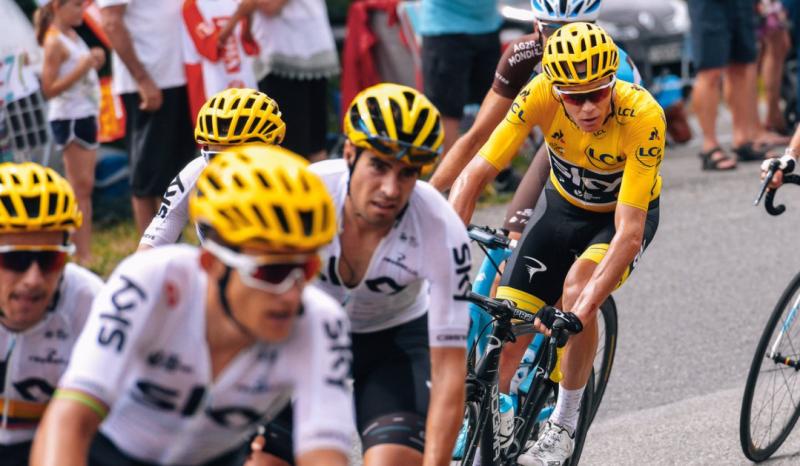 Por qué los ciclistas amateur no deben pedalear con tanta cadencia como los profesionales