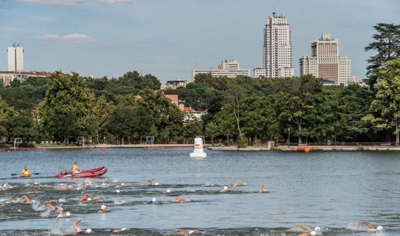 Santander Triatlón de Madrid abre inscripciones con 6 distancias