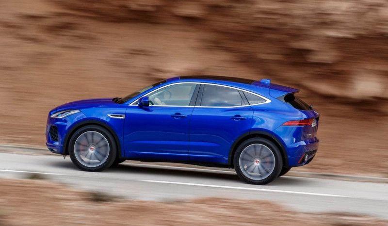 Jaguar E-PACE: deportividad y versatilidad en formato SUV compacto