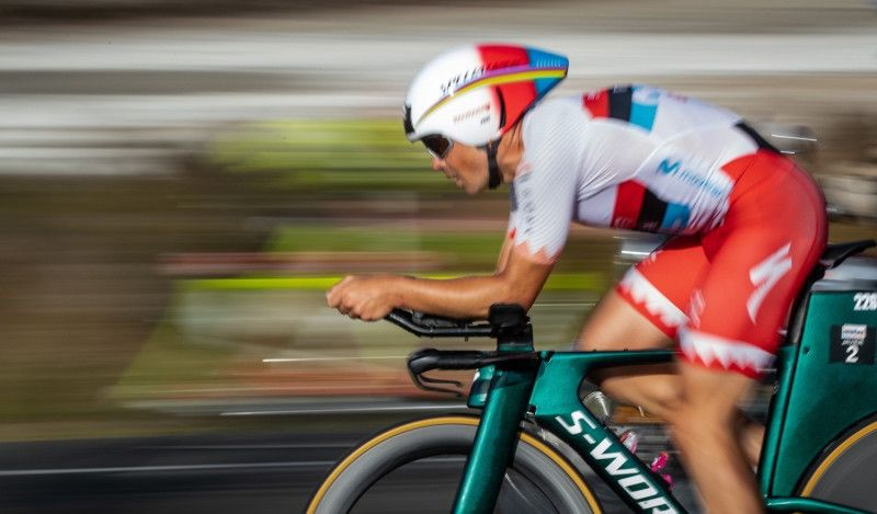 (GALERÍA) Así fue la victoria de Javier Gómez Noya en el Ironman 70.3 de Geelong