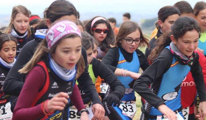 El Circuito de Triatlón Escolar de Madrid arranca con 12 pruebas