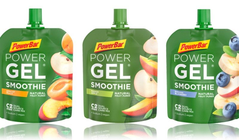 PowerGel Smoothies, entre el gel y la barrita