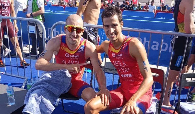 Mario Mola gana en Abu Dhabi, Alarza se lleva el bronce y el joven Yee avisa