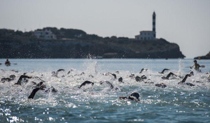 El Triathlon de Portocolom se une al circuito 'European Long Distance Triathlon Series'