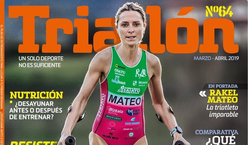 ¡A la venta el nuevo número de la Revista Triatlón!