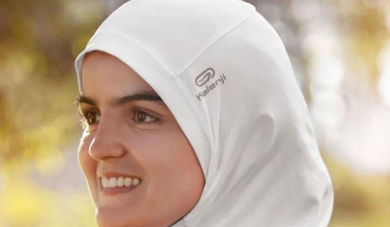 Decathlon da marcha atrás y no comercializará el 'hiyab' en Francia