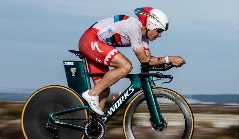 (VÍDEO) Los mejores momentos del triunfo de Gómez Noya en el Ironman 70.3 Geelong