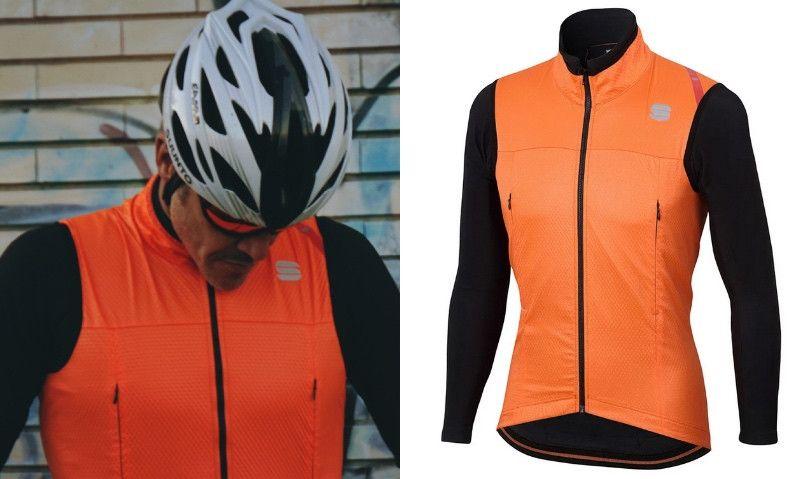 (TEST) Así es la chaqueta Sportful Fiandre Strato Wind