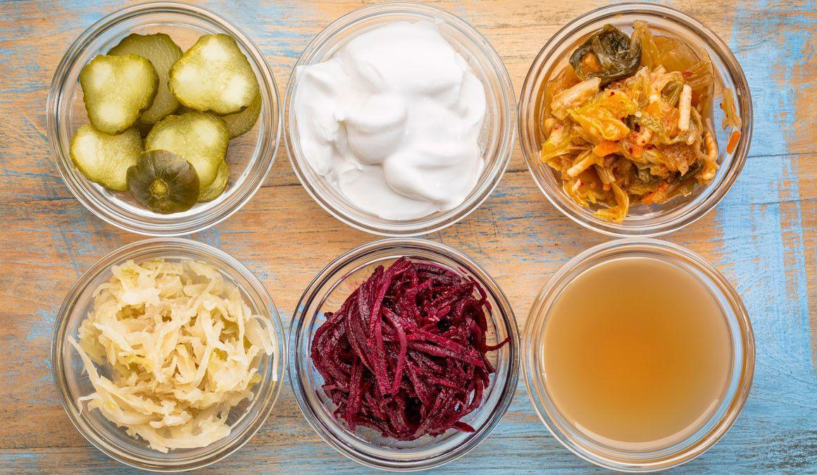 Alimentación y microbiota: rendimos como comemos