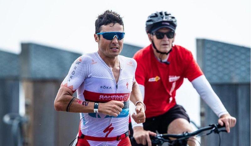 Javier Gómez Noya hace su primer test sobre distancia sprint