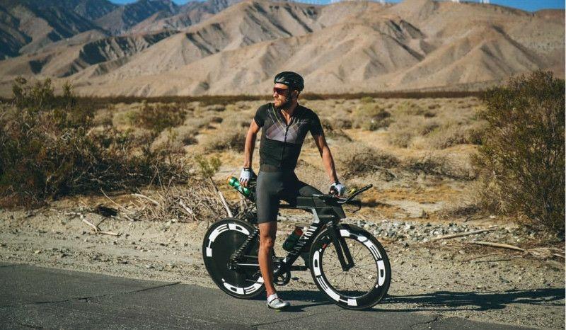 Sanders se hace ciclista de Élite: hará la Contrarreloj del Campeonato Canadiense de Ciclismo