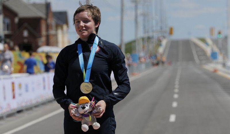 Muere a los 23 años la ciclista estadounidense Kelly Catlin, plata en Río 2016