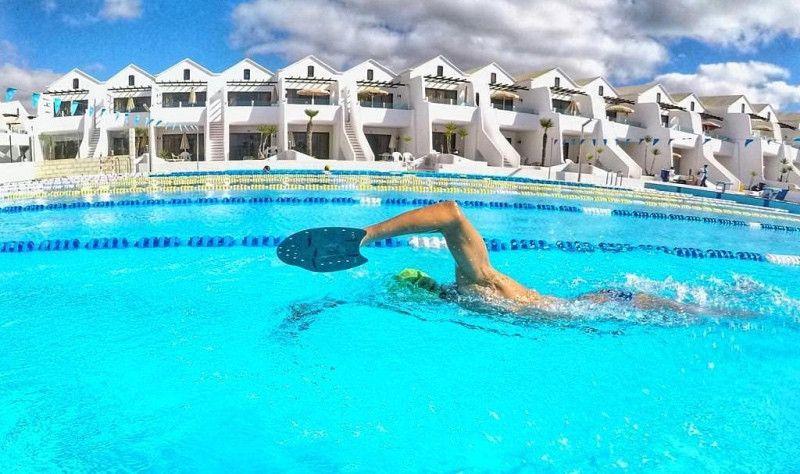 Nada menos para nadar mejor