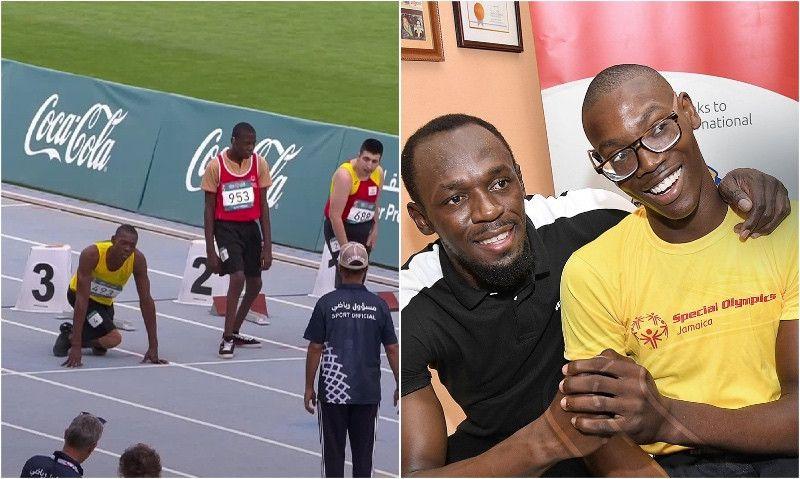 (VÍDEO) Hasta Usain Bolt se rinde ante la hazaña de este 'héroe'