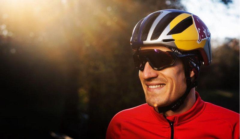 "Sebastian Kienle vuelve a ser feliz: ""8 x 5 VO2 max... y 22 km de carrera a pie"""
