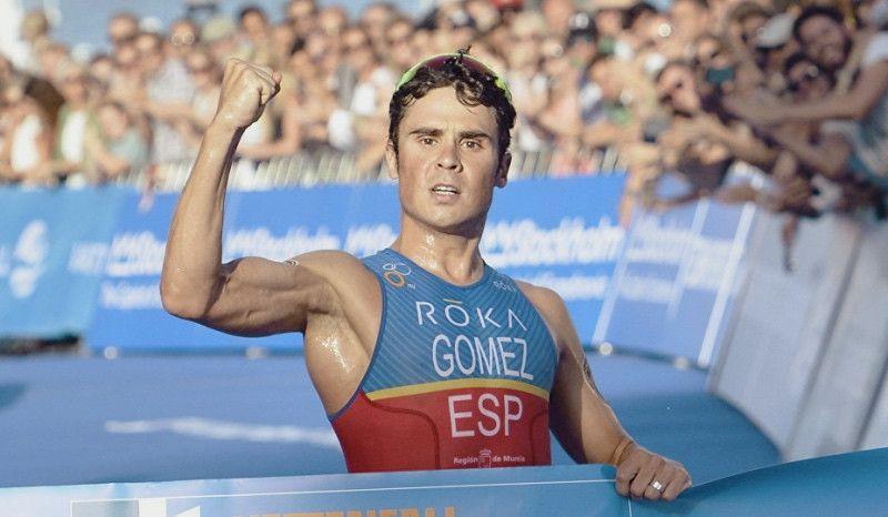 (VÍDEO) Javier Gómez Noya, 'triatleta de cine', cumple 36 años