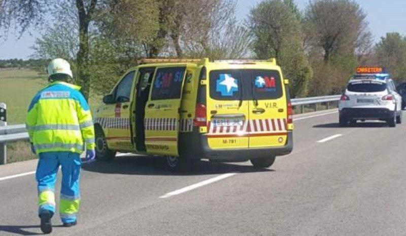 El ciclista fallecido en la marcha 'Magrini' rodaba fuera de la cápsula de seguridad