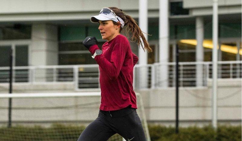 (VÍDEO) Los 7 ejercicios de Gwen Jorgensen para fortalecer el glúteo