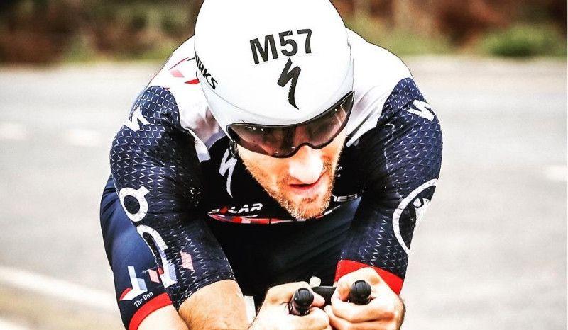 Tim Don competirá en el Infinitri Half Triathlon Peñíscola