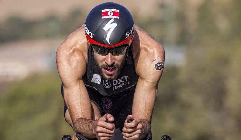 Vicente Hernández competirá en el Ironman 70.3 de Perú
