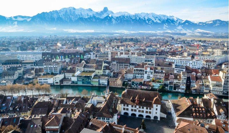 El Ironman de Suiza se traslada a Thun en 2020