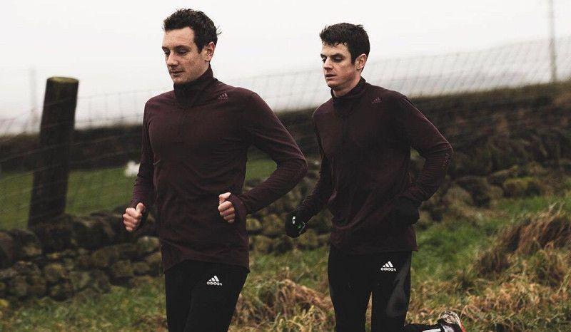 (VÍDEO) Así es la sesión de 'tempo run' de los hermanos Brownlee