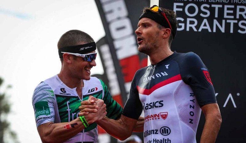 Jan Frodeno no estará en el Ironman 70.3 de Oceanside