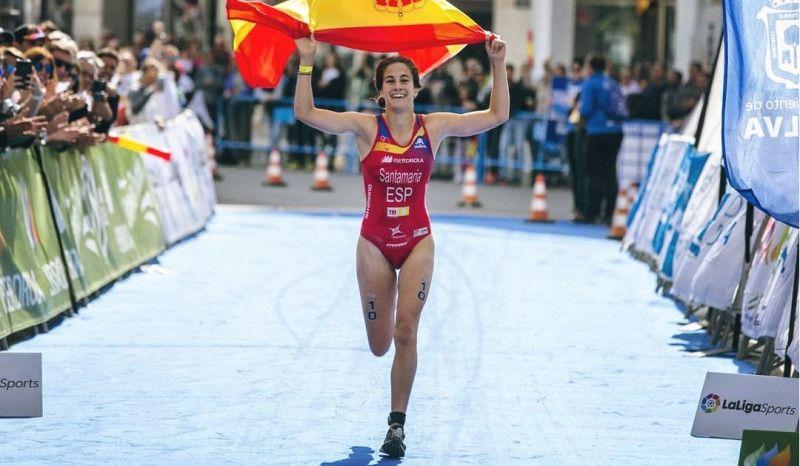 """Cecilia Santamaría: """"Me gustaría ir a los Juegos Olímpicos"""""""