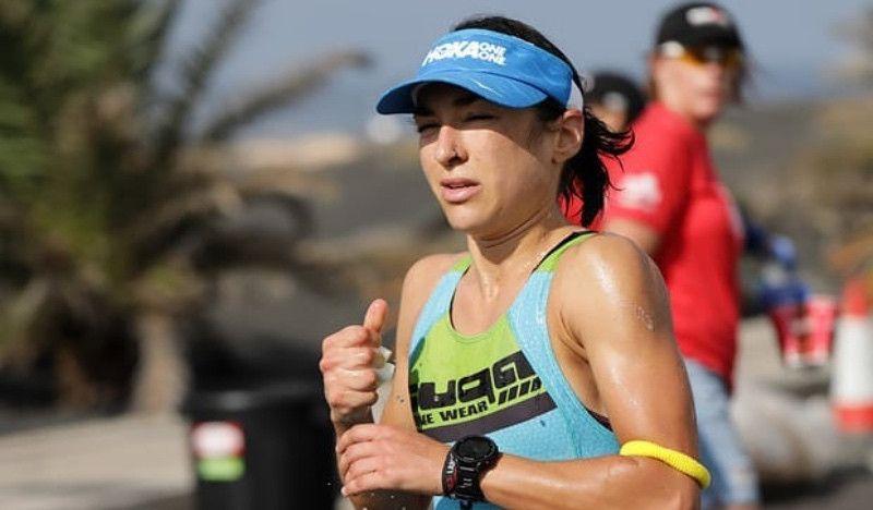 Anna Noguera, 7ª en el Ironman 70.3 de Oceanside