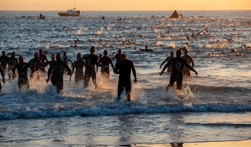 Mueren dos triatletas en el Ironman de Sudáfrica
