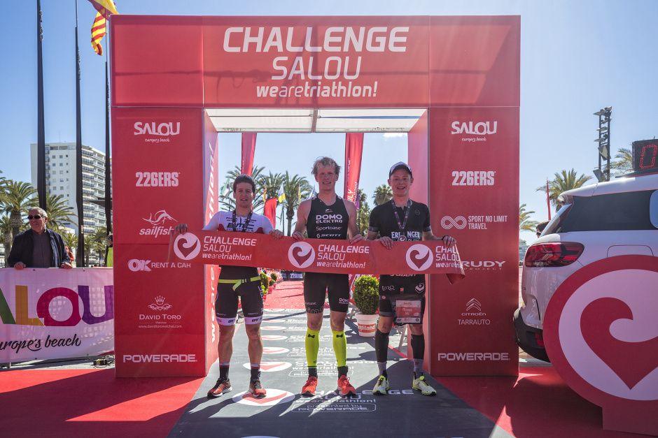 Las mejores imágenes del Challenge de Salou 2019